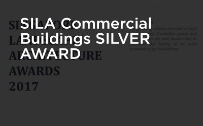 SILA Commercial Buildings SILVER AWARD